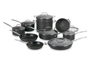Types of Cookware non stick